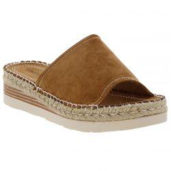 Heavenly Feet Womens Bella Sandals - Tan