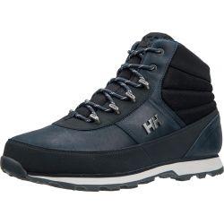 Helly Hansen Mens Woodlands Waterproof Boots - Navy Black Off White