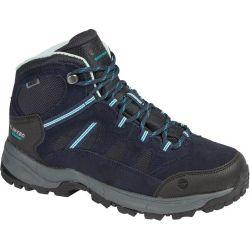 Hi-Tec Womens Bandera Lite WP Walking Boots - Navy Mint