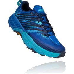 Hoka One One Mens Speedgoat 4 Trail Running Shoes - Turkish Sea Scuba Blue