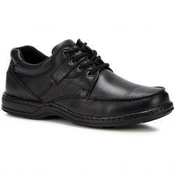 Hush Puppies Mens Randall II Shoes - Black