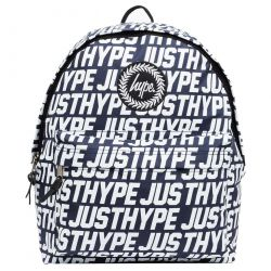 Hype Justhype Backpack - Navy White