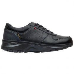 Joya Mens Dynamo III Slip Resistant Work Shoes - Black