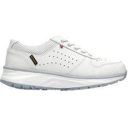 Joya Womens Dynamo III Slip Resistant Shoes - White