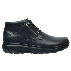 Joya Mens Liverpool Ankle Boots - Black