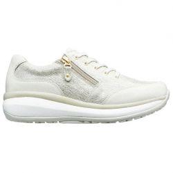 Joya Womens Rachel Shoes - Beige Metallic
