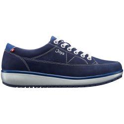 Joya Womens Vancouver Leather Shoes - Dark Blue