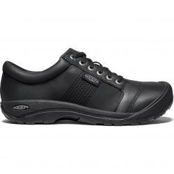 Keen Mens Austin Casual Shoes - Black