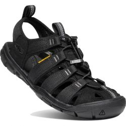 Keen Womens Clearwater CNX Sandals - Black Black
