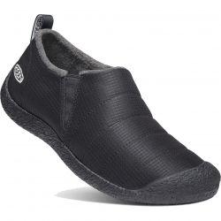 Keen Mens Howser II Indoor Outdoor Slippers - Triple Black