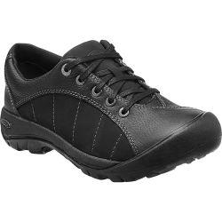 Keen Womens Presidio Shoes - Black Magnet