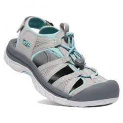 Keen Womens Venice II H2 Waterproof Sandals - Paloma Pastel Turquoise