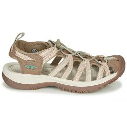 Keen Whisper Womens Walking Sandals - Taupe Coral