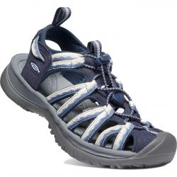 Keen Womens Whisper Sandals - Navy Blue Fog