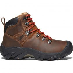 Keen Womens Pyrenees Waterproof Walking Boots - Syrup