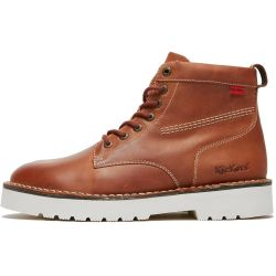 Kickers Mens Daltrey Boots - Brown Leather