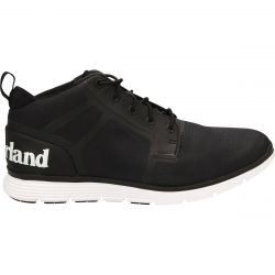 Timberland Mens Killington Super Oxford Chukka Ankle Boots - Black Mesh