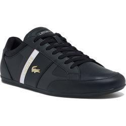 Lacoste Mens Chaymon 321 1 CMA Premium Trainers - Black