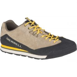 Merrell Mens Catalyst Suede Trainers - Brindle