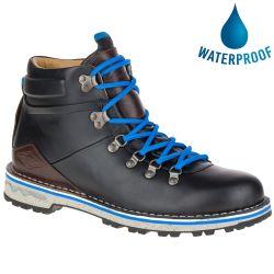 Merrell Mens Sugarbush WP Waterproof Walking Boot - Black