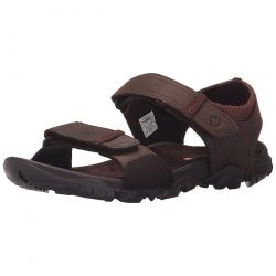 Merrell Mens Telluride Strap Walking Sandals - Clay