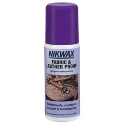 Nikwax Shoe Care Fabric and Leather Proof
