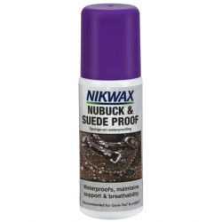 NikWax Shoe Care Nubuck and Suede Proof