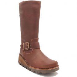 Oxygen Womens Danube Boots - Brandy