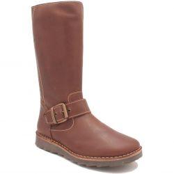 Oxygen Womens Rhone Boots - Brandy