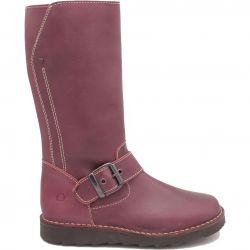 Oxygen Womens Rhone Boots - Burgandy