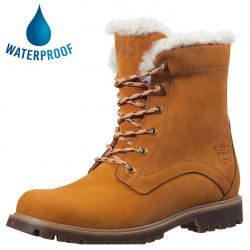 Helly Hansen Womens Marion Waterproof Boots - New Wheat Natura Gum