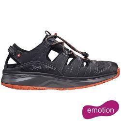 Joya Mens Como II Shoe Sandal - Black