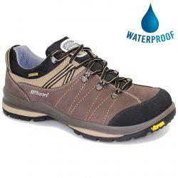 Grisport Mens Rogue Waterproof Walking Shoe - Brown