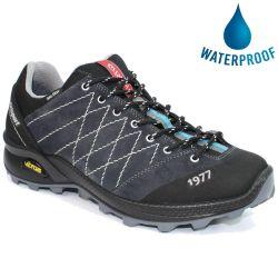 Grisport Mens Argon Waterproof Walking Shoes - Grey