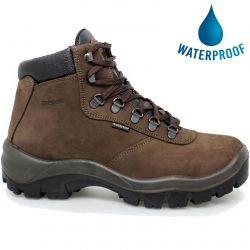 Grisport Womens Glencoe Waterproof Walking Boots - Brown
