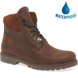 Panama Jack Mens Amur GTX C8 Waterproof Boots - Napa Grass Cureo Bark