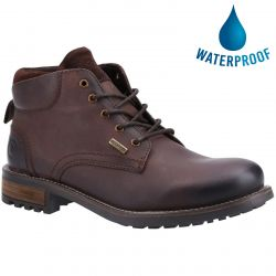 Cotswold Mens Woodmancote Waterproof Boots  - Brown