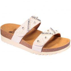 Scholl Womens Zafirah Sandals - Off White