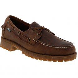 Sebago Mens Portland Ranger Boat Shoes - Tumbled Brown Gum