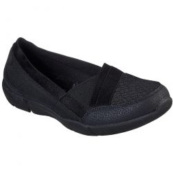 Skechers Womens Be-Lux Daylights Pumps Shoes - Black