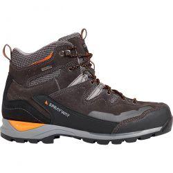 Sprayway Mens Oxna Mid Waterproof Walking Boots - Charcoal