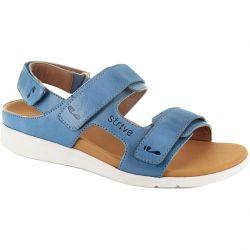 Strive Womens Aruba Orthotic Sandals - Ocean