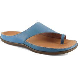 Strive Womens Capri Orthotic Sandals - Ocean