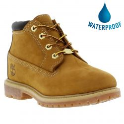 Timberland Womens Nellie Chukka Double Waterproof Boots - Wheat - 23399
