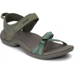 Teva Womens Verra Adjustable Walking Sandals - Antiguous Burnt Olive