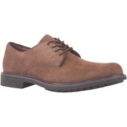 Timberland Mens EarthKeepers Stormbuck Oxford Waterproof Shoes - Dark Brown - 5550R