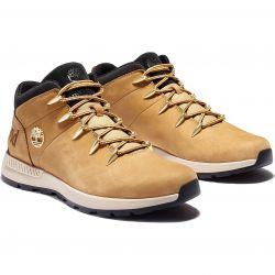 Timberland Mens A1XVQ Euro Sprint Trekker Ankle Boot - Wheat