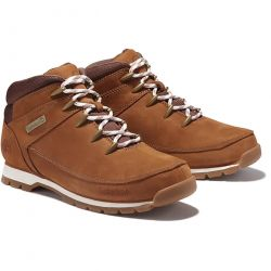 Timberland Mens Euro Sprint Hiker Ankle Boots - Saddle - A22XS