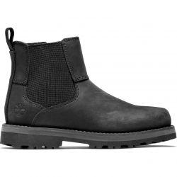 Timberland Kids Courma Kid Chelsea Boots - Black - A28QA