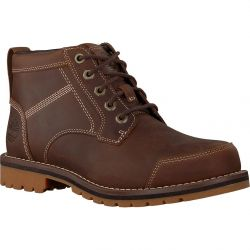 Timberland Mens Larchmont II Leather Chukka Boots - Rust - A2NFP